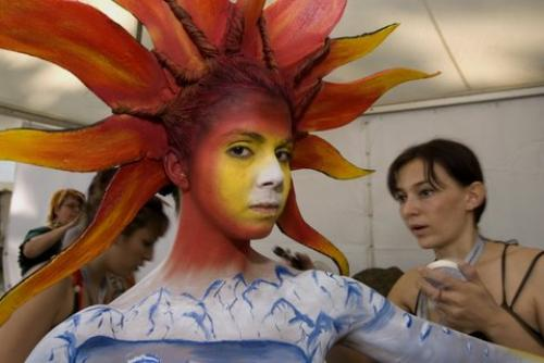 Bodypainting Festival 2007 by Meazza